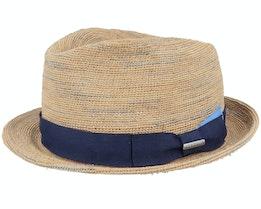 Trilby Raffia Crochet 72 Straw Hat - Stetson