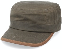 Vintage Wax-5-61 Olive Army - Stetson
