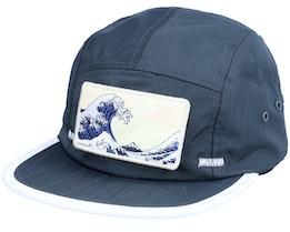 Mild Waves Surfer Cap Shark Grey 5-Panel - Next Generation