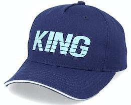 Manor Ink Blue Adjustable - King Apparel