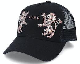 Prestige Black Trucker - King Apparel