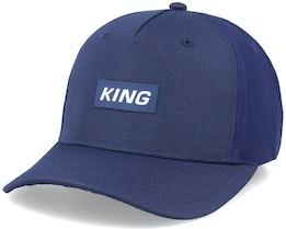 Dalston Curve Peak Ink Adjustable - King Apparel