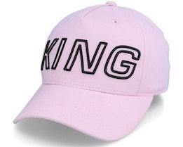 Aldgate Curved Peak Blush Adjustable - King Apparel