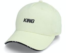 Stepney Curved Peak Yellow Adjustable - King Apparel