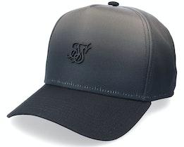 Full Fade Trucker Black & Grey Adjustable - SikSilk