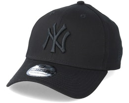 NY Yankees 39thirty Black/Black - New Era