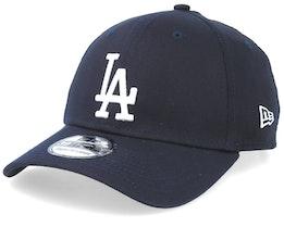 Los Angeles Dodgers 39Thirty Navy/White Flexfit - New Era