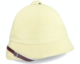 British Pith Khaki Helmet - Jaxon & James
