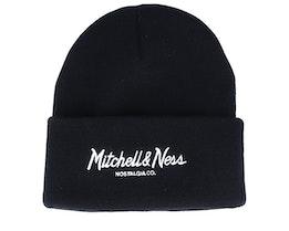 Pinscript Black Cuff - Mitchell & Ness