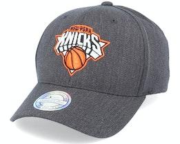 New York Knicks Heather Pop Charcoal 110 Adjustable - Mitchell & Ness