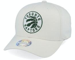 Toronto Raptors Stone/Forest 110 Adjustable - Mitchell & Ness