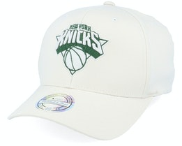 New York Knicks Stone/Forest 110 Adjustable - Mitchell & Ness