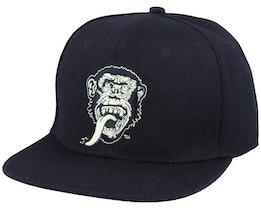 Face On Black Snapback - Gas Monkey