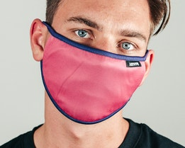 Pink & Purple Face Mask - Hype