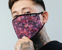 Paisley Multi Face Mask - Hype