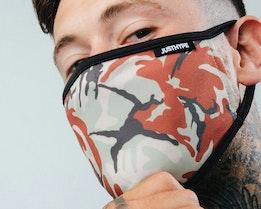 Thin Camo Face Mask - Hype