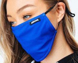 Adjustable Blue Face Mask - Hype