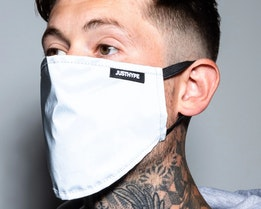 Adult Reflective Face Mask - Hype