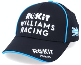Rokit Williams Racing 2020 George Russel Black Adjustable - Formula One