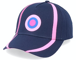 Racing Point Official Team Navy/Pink Adjustable - Formula One