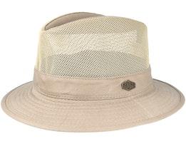 Safari Cotton Beige Traveller - MJM Hats
