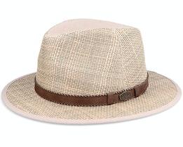 Field Seagras Natural Straw Hat - MJM Hats