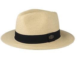Felix Toyo Natural Straw Hat - MJM Hats