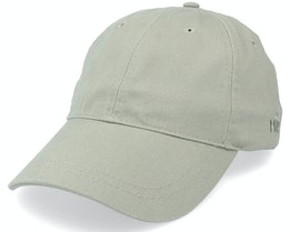 Baseball Cotton Mix Recycled Pet Olive Dad Cap - MJM Hats