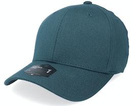 Crown 1 Ex-Band Dark Green Flexfit - State Of Wow