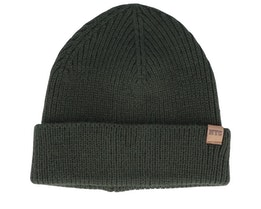 Kids Copton NYC Olive Short Beanie - State Of wow