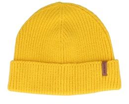Compton Yellow Short Beanie - Upfront