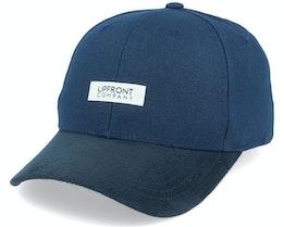 Lab Baseball Cap Navy Adjustable - Upfront