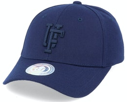 Spinback Crown 4 Baseball Navy/Navy Adjustable - Upfront
