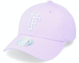 Spinback Low Crown Baseball Lightt Purple Adjustable - Upfront