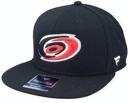 Carolina Hurricanes Primary Logo Core Snapback Black Snapback - Fanatics