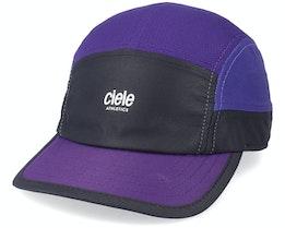 Alzcap Sc Athletics Small Pinot Black/Purple 5-Panel - Ciele