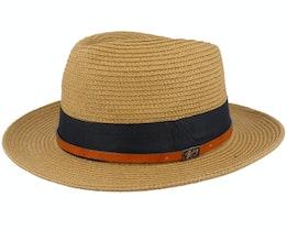 Denney Latte Straw Hat - Bailey