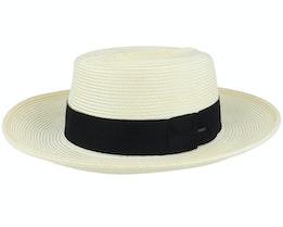 Tim Off White Straw Hat - Bailey