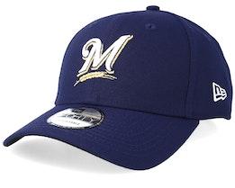 Milwaukee Brewers Game 940 Adjustable - New Era