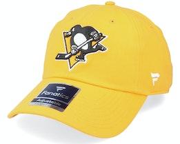 Pittsburgh Penguins Primary Logo Core Gold Dad Cap - Fanatics