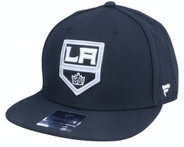 Los Angeles Kings Primary Logo Core Black Snapback - Fanatics