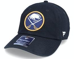 Buffalo Sabres Primary Logo Core Black Dad Cap - Fanatics