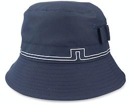 Hans Golf Bucket Hat Jl Navy Bucket - J.Lindeberg