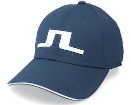 Bryan Golf Cap Jl Navy Adjustable - J.Lindeberg