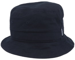 Bucket Hat  Logo Black Bucket - Dedicated