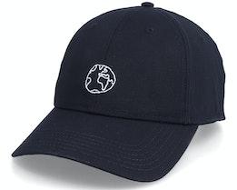 Sport Cap Globe Black Adjustable - Dedicated
