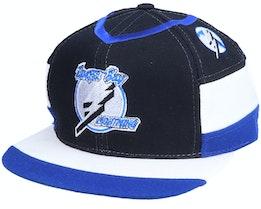 Tampa Bay Lightning The Shirt NHL Vintage Black Snapback - Twins Enterprise