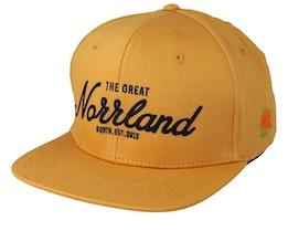 Great Norrland Mustard Snapback - Sqrtn