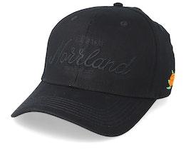 Great Norrland All Black Flexfit - Sqrtn