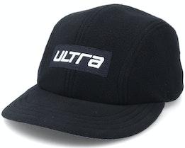 Fleece Black 4-Panel - Ultra